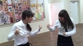 Танцы с бубном