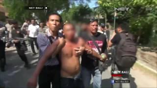 NET. BALI - POLISI AMANKAN ORMAS YG MAU BENTROK