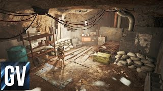 Fallout 4's Hidden Treasures - Root Cellar