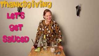Alcoholidays: Let's Get Sauced