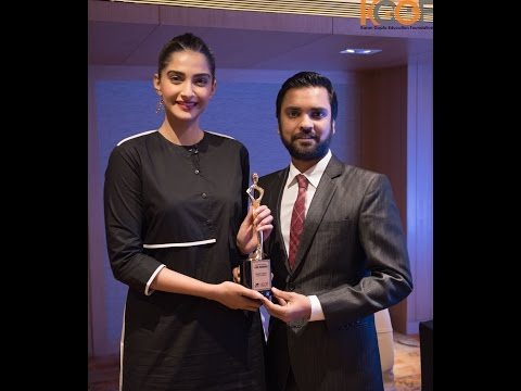 After Neerja Sonam Kapoor Receives 'I Am Woman' Woman Empowerment Award