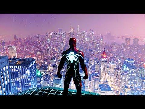 Spider-Man PS4 – Velocity Suit Combat, Stealth & Free Roam Gameplay
