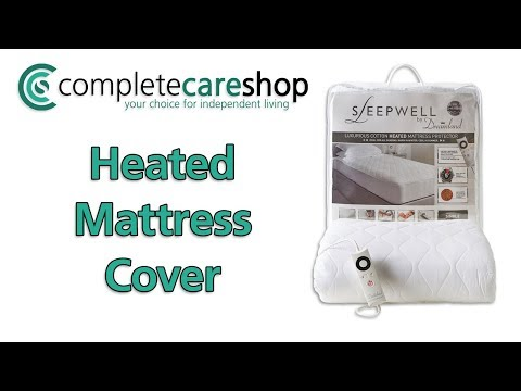 Heated Cotton Mattress Protector