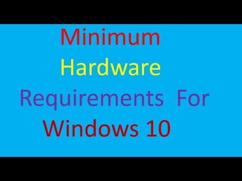 mp4 Hardware Requirement Windows 10, download Hardware Requirement Windows 10 video klip Hardware Requirement Windows 10