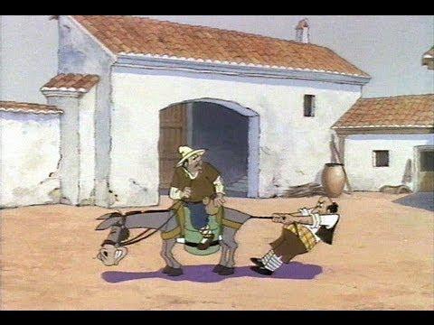 GERMAN dubbed version DON QUIJOTE VON DER MANCHA (1979)