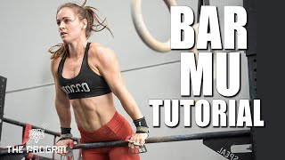 Bar muscle up tutorial: progressions and tips
