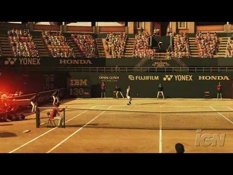 Видео № 0 из игры Virtua Tennis 3 (Б/У) [PS3]