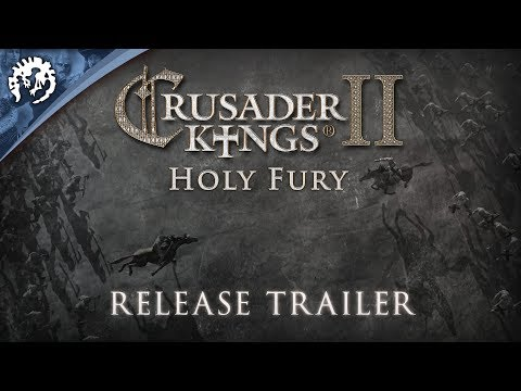Crusader Kings II: Holy Fury - Release Trailer thumbnail