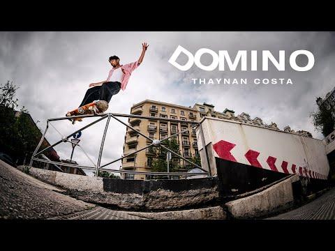 Thaynan Costa in DC's Domino Part 01