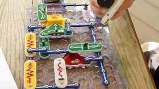 Snap Circuits: Fun and Safe Electricity Projects