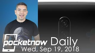 OnePlus 6T Renders, Galaxy S10 Plus with 5G & more - Pocketnow Daily
