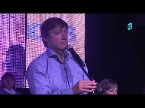 PRESENTACION DE LISTA DE TODOS DAIREAUX - ALEJANDRO ACERBO, CANDIDATO A INTENDENTE