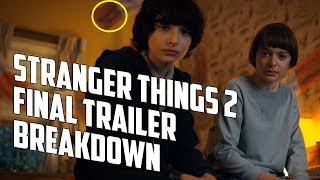 Stranger Things Season 2 Final Trailer Breakdown