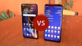 OnePlus 6T vs Samsung Galaxy S9+ - Close Call!