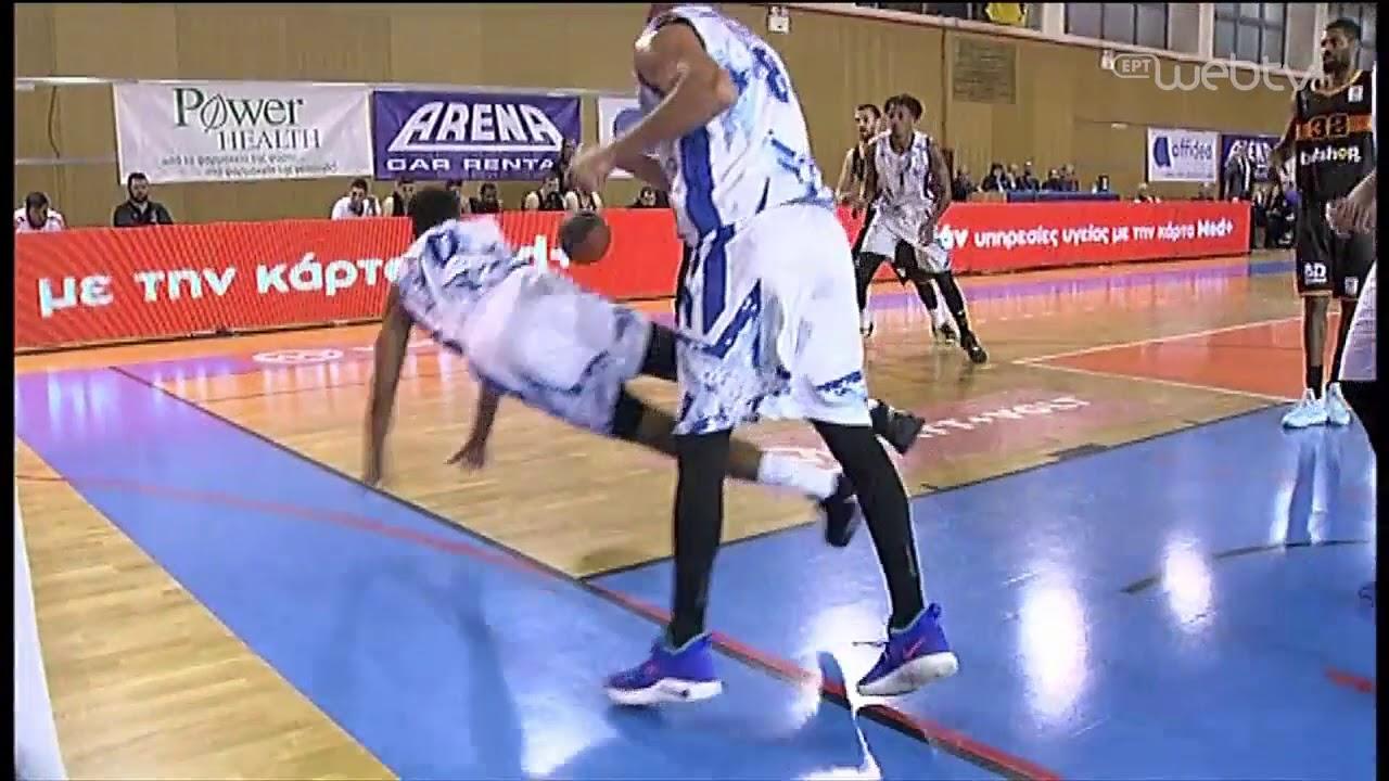 Basket League 2019-2020: ΙΩΝΙΚΟΣ Ν. – ΠΡΟΜΗΘΕΑΣ | HIGHLIGHTS | 12/01/2020 | ΕΡΤ