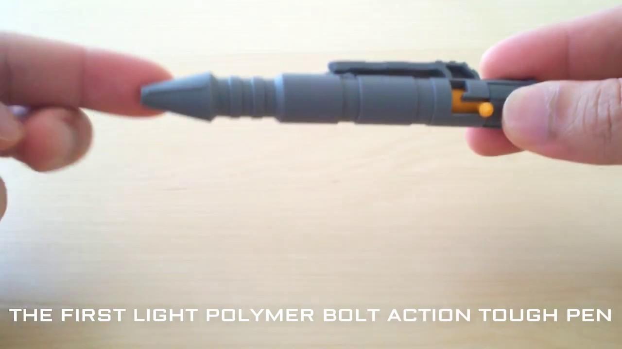 Bolt Action Pen video thumbnail