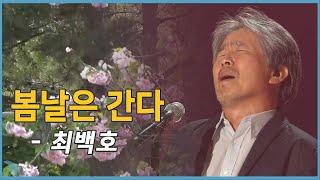 최백호 - 봄날은 간다 Choi Baek-ho - Spring Days Are Passing (2014)
