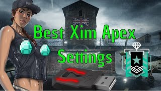 xim apex rainbow six siege configuration - Kênh video giải