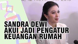 Sandra Dewi Akui Jadi Pengendali Keuangan Rumah Tangganya