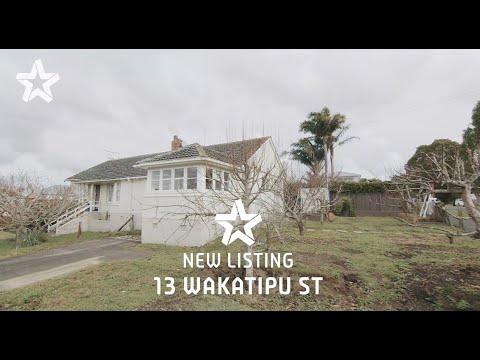 13 Wakatipu Street, Pt Chevalier