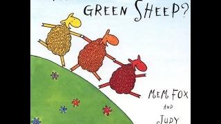 Where is the Green Sheep by Mem Fox