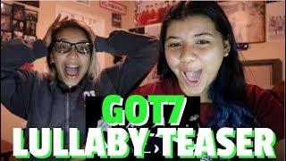 GOT7 'Lullaby' MV Teaser Video REACTION!!!