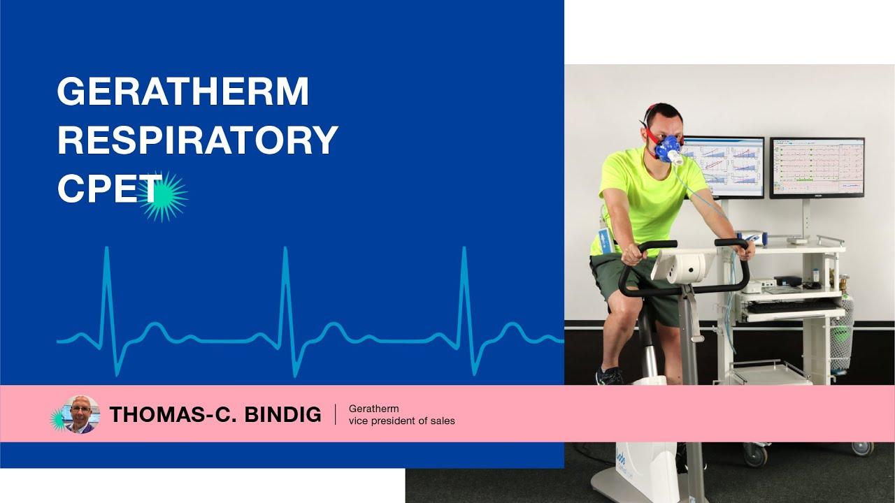 Cardiopulmonary Exercise Testing | Ergostik (Geraterm-Respiratory) & Poly-Spectrum-8/EX (Neurosoft)