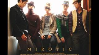 DBSK (TVXQ!) - Mirotic [FULL ALBUM]