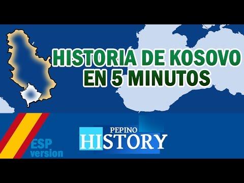 Historia de KOSOVO en 5 minutos