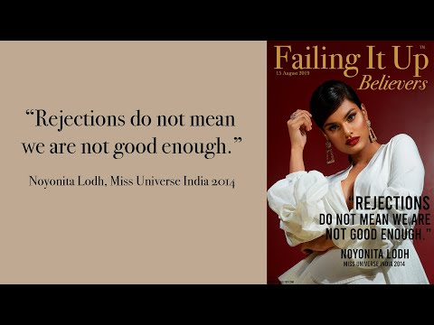 (TEASER) | Never Take Rejections Personally | Noyonita Lodh | Failing It Up