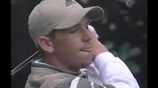 Ernie Els Vs Sergio Garcia - Wentworth Match Play 2002