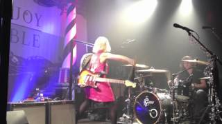 The Joy Formidable - Buoy - 2012-03-13 - The Independent SF [sc+gig clips]