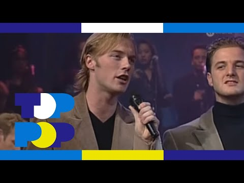 Johnny Logan & Boyzone - What's Another Year - Cor & Co - 25-11-1996 • TopPop