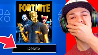*NEW* LAUGH = You DELETE Fortnite! (Try NOT to Laugh)