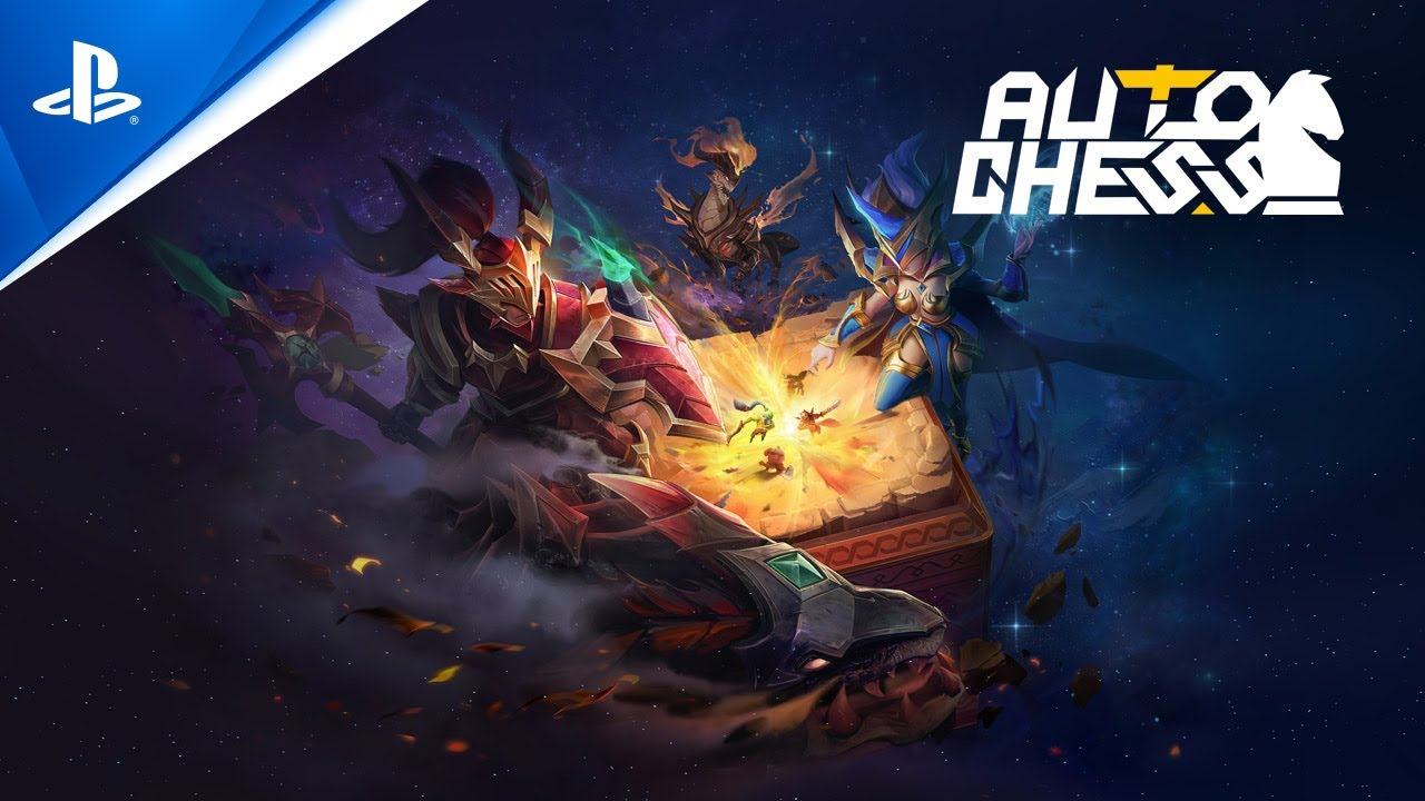 Make your move in Auto Chess when it launches on PS5 March 30