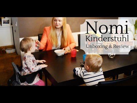 Nomi Kinderstuhl - Unboxing & Review