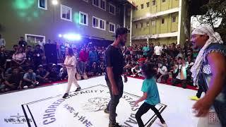 TeeJ & Hectik Vs Nikita & Swapnil | 2v2 All Styles | Pre_Selection | Hype-A-Vibe Goa 2018 Vol.1