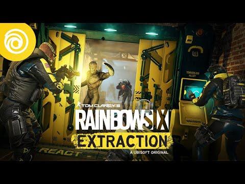 7 minutes de gameplay intense de Tom Clancy's Rainbow Six: Extraction