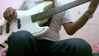 Wings-Harapan(bass Cover)