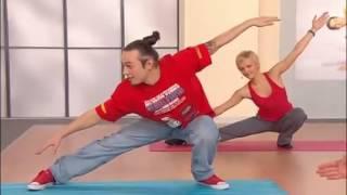 Китайская гимнастика. Урок  1