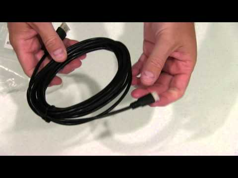 HDMI to Mini HDMI Cable 15 feet Unboxing