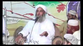 ہمارے نبی ﷺ زندہ ہیں ، مولانا الیاس گھمن