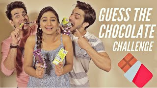 Guess the Chocolate Challenge   Rimorav Vlogs