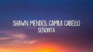 Shawn Mendes, Camila Cabello   Señorita (Lyrics)