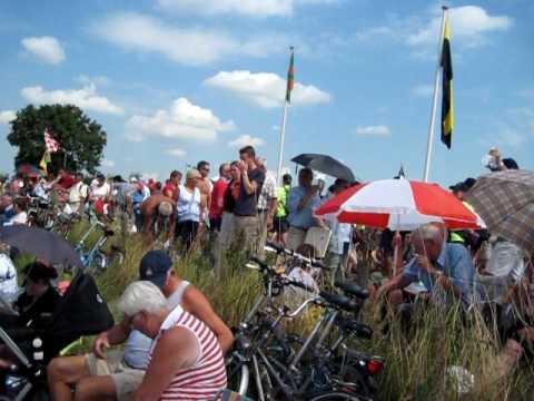 Vierdaagse 2010 - Bij de Maas