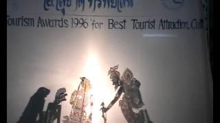 preview picture of video 'Таиланд 2013.часть 3б Накхон Си Тхммарат. театр  теней'