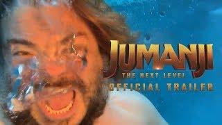 JUMANJI: THE NEXT LEVEL   Official Trailer (Jack Black)