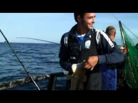Video per il sito web su pesca