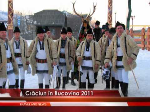 Crăciun în Bucovina 2011