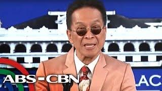 Presidential Spokesman Panelo holds press briefing | ABS-CBN News